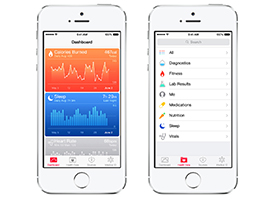 Pillars of Health: New Platforms Aggregate Third-party Data From Fitness-tracking Devices